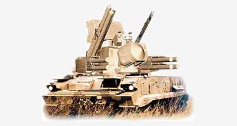 ЗРПК Панцирь-С1 Зенитный Ракетно-пушечный Комплекс ...
