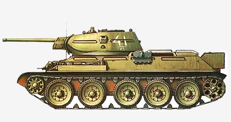Т-34 1940